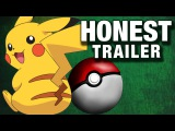 POKEMON RED AND BLUE W Smosh (Honest Game Trailers)