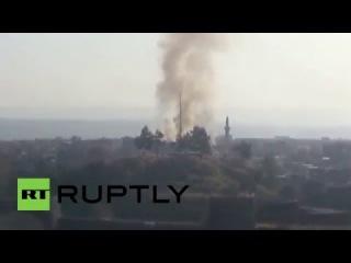 Sur District Diyarbakir: Turkey-Kurdish Muslim Kurds Civil War 21.12.2015