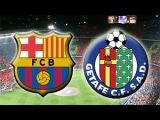Barcelona - Getafe 6:0 All Goals Review Барселона - Хетафе 6-0 Обзор 12.03.2016