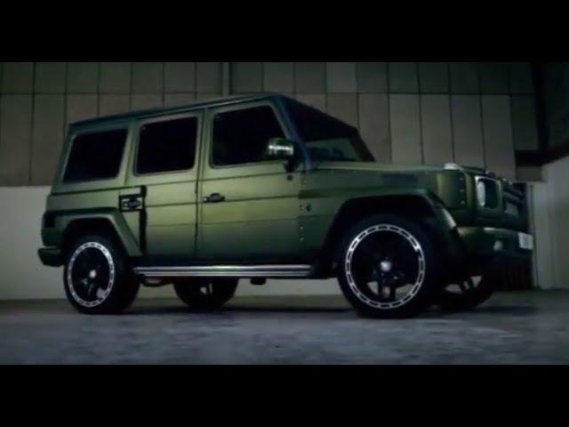 1.1. Настоящий суперкар - Мерседес Гелендваген/ Supercar Megabuild - Mercedes-Benz G 55 AMG