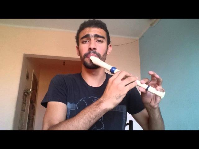 My War (Official Music Video) - Recorder Beatbox - Medhat Mamdouh