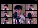 Dan Balan feat Elvin Grey - Acapella Cover - Лишь до утра Ты девочка моя