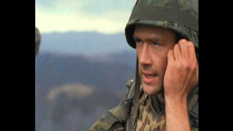 Клип ко дню Защитника отечествана армейску песню - среди февральских холодов