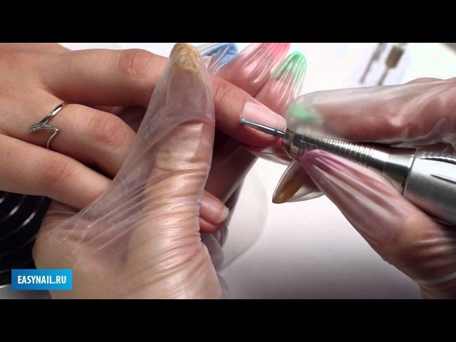 Easynail.ru — Укрепление ногтей гель-лаками