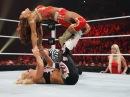 Raw: Eve vs. Natalya - Divas Championship Lumberjill Match