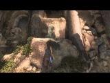 13 минут пещерного геймплея Rise of the Tomb Raider