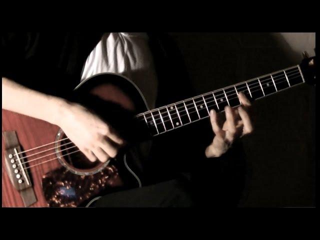 Мумий Тролль Инопланетный гость│Fingerstyle guitar SOLO cover