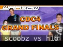 Warsow: CDC4 Grand Finals | h1o vs. scoobz | Game 4