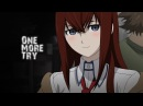 One More Try Steins Gate AMV