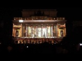 3D Mapping on Alexandrinsky Theatre, Saint-Petersburg, Russia