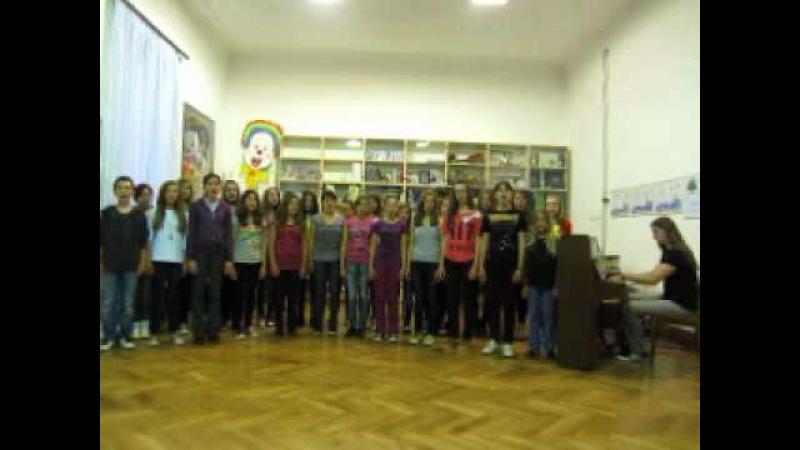 Nightwish - Amaranth (Children's choir cover)