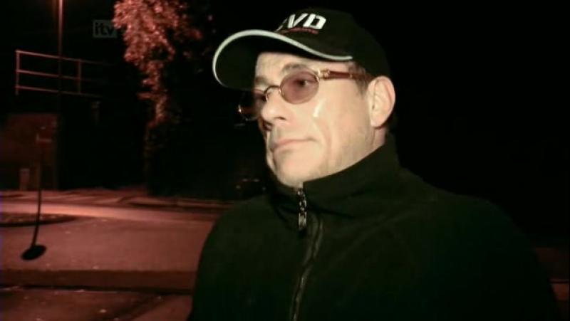 Жан-Клод Ван Дамм За закрытыми дверями 1 Сезон 1 Эпизод