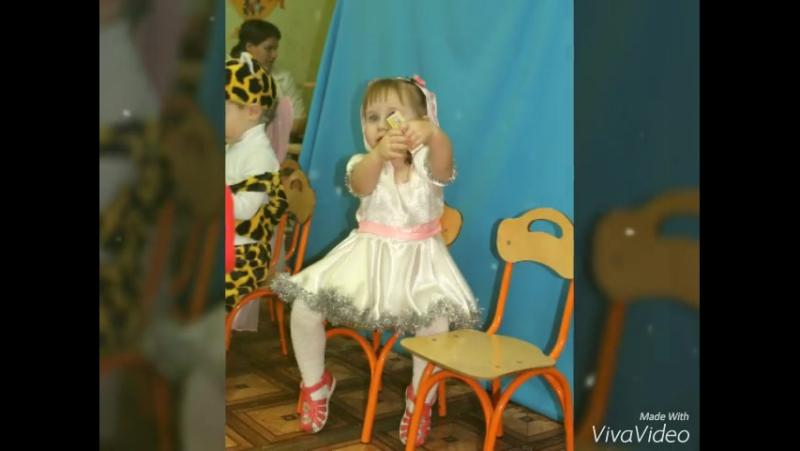 Наши сладкие детки)