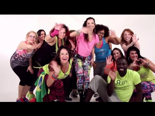 Francesca Maria and Zins worldwide - Zumba HIgh (Official choreography)