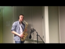 Stand By Me - Sax - Anton Morozov