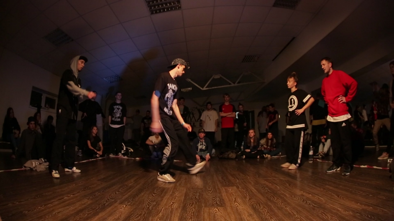 RonnyKatya vs SamSwipe (Mind Escape) Hip-Hop 2x2 | 12 | Time4Battle