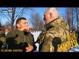 Диалог Александра Захарченко с офицером ВСУ~1  vine shahyersk  MDK Shahtersk