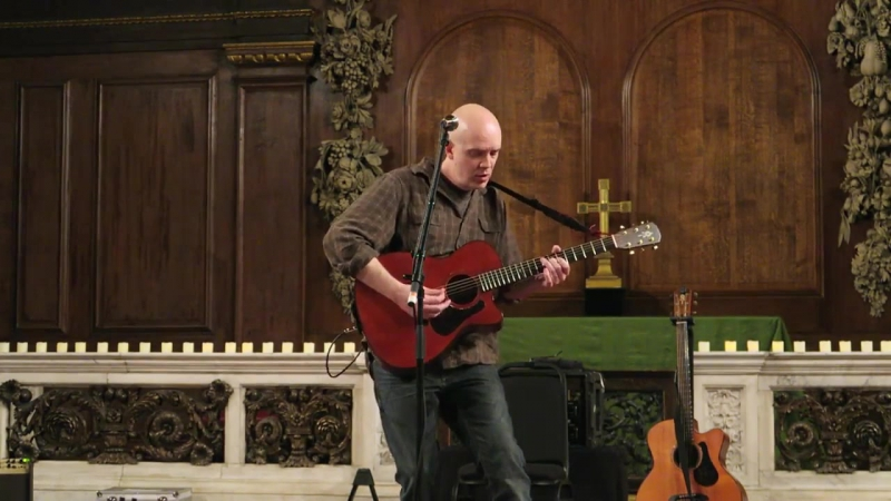 Devin Townsend - St Jamess Church Piccadilly. Midnight sun