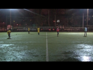 Чемпионат RED 7 тур Реал - Ред ЛайонАлексенко 44 минута