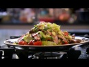 Рецепт от Гордона Рамзи - Острый говяжий салат
