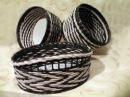 ▬► Плетение узора верёвочка с объемом. Наташа Сорокина.