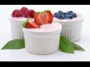А Ведь Вкусно! Как приготовить домашний йогурт в мультиварке - рецепт