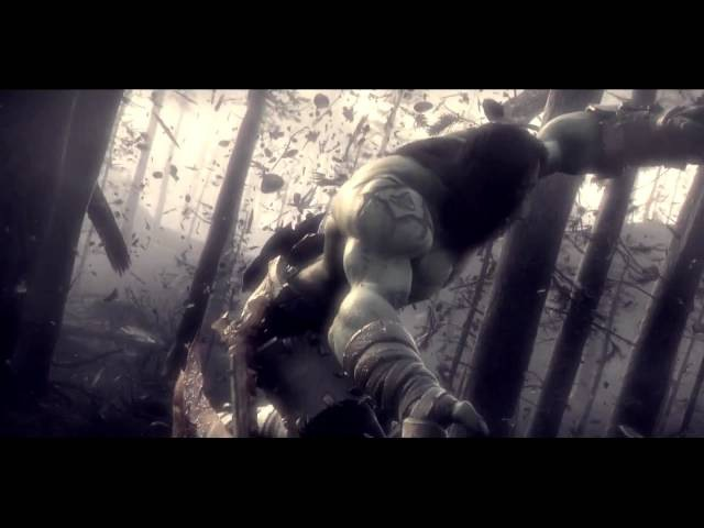 Darksiders II Death Strikes - Cinematic trailer (Accelerati0n re-edit)
