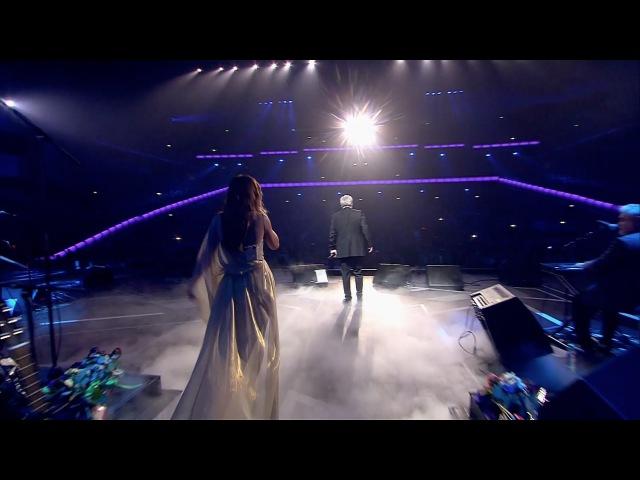 Ани Лорак и Валерий Меладзе Верни мою любовь LIVE @ Концерт братьев Меладзе Полста 2016