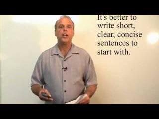 Essay writing video