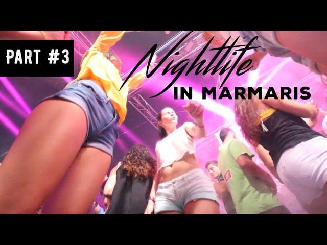 Nightlife in Marmaris Summer 2015 Full HD