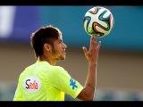 Красивые моменты звезд футбола на тренировках--HD