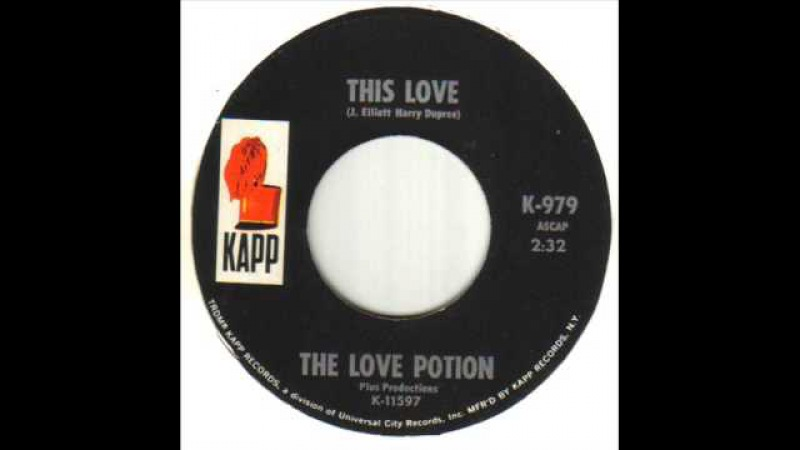 The Love Potion This Love