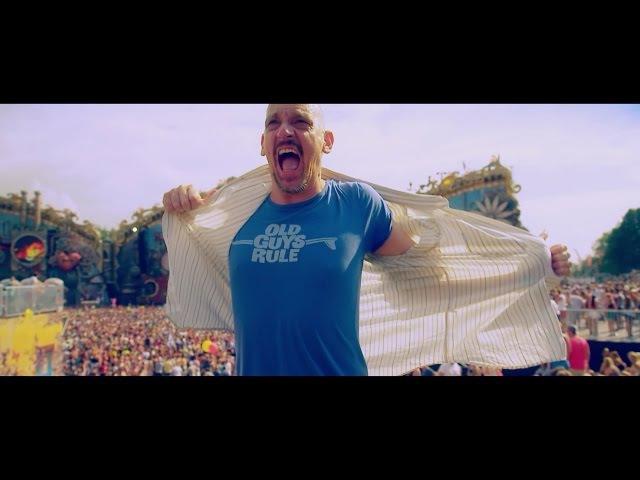 Tomorrowland Anthem 2014 - Dimitri Vegas Like Mike vs WW - Waves ( OFFICIAL VIDEO )