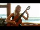Cmeniconi Koyunbaba suite by Ekaterina Pushkarenko (classical guitar)