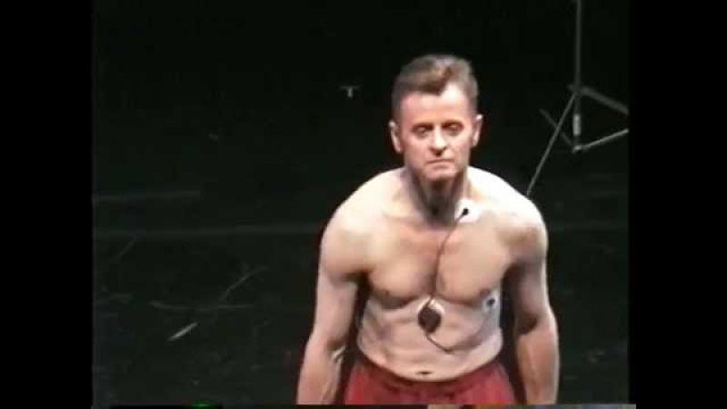 Михаил Барышников. Биение сердца. Mikhail Baryshnikov. The Heartbeat. Танец под стук своего серд ...
