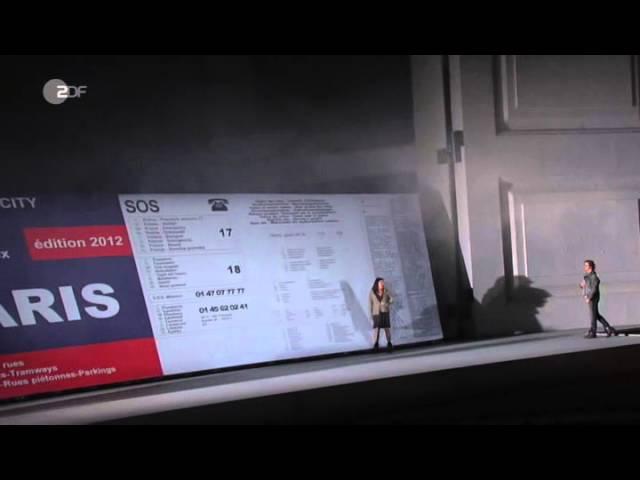 G. Puccini - La boheme Act 3 Addio (Netrebko - Beczala - Machaidze - Cavalletti) 2012