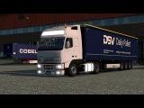 [ETS2 v1.21] Volvo FH12 + Cabin Accessories DLC