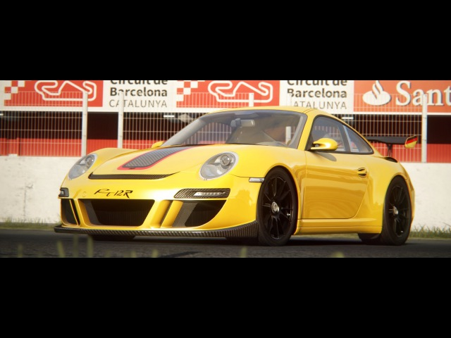 Assetto Corsa Dream Pack 2 - RUF RT12R