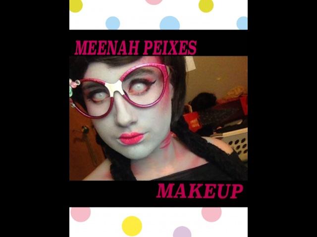 Meenah Peixes Makeup
