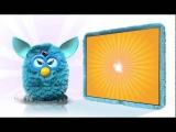 009 Ферби Бум Кристал Обзор Как играть приложение Furby Boom Crystal review how to play app
