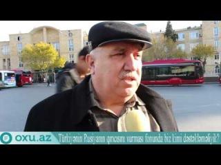 Rusiya yoxsa Türkiyə: Azərbaycanlılar kimi dəstəkləyirlər? vk.com/mehelle