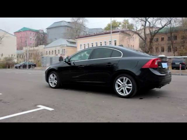 Volvo s60 AT 2.5 Turbo (249Hp) 2011г.
