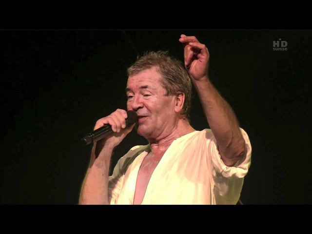 Smoke on The Water - Deep Purple Symphonic Orchestra - Montreux 2011