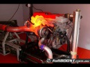 Ford 1163hp turbo six engine dyno