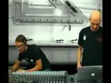 Pro-Tez Showcase SCSI-9 @ RTS.FM Moscow Studio 07.06.2009 (visuals by Selesneva)