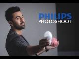 Philips LED Photoshoot | Feat. Ranbir Kapoor & Shruti Haasan