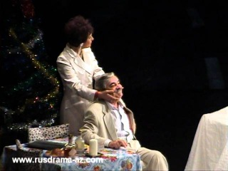 Заложники любви - на сцене RDT