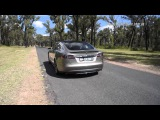 2015 Tesla Model S P85D 0-100km/h & engine sound