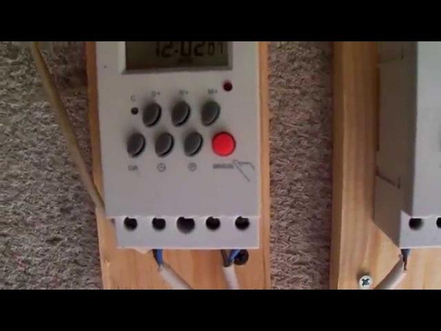 Ac 220 В 25A программируемый электронный таймер выключатель KG316T-II