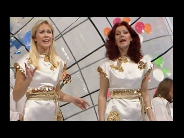 ABBA Knowing Me Knowing You semi widescreen Japan 1978 HD MAX HQ